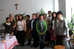 Roma-Gadje Women\'s Course Oadea