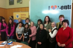 Roma-Gadje Women\'s Course Zenta